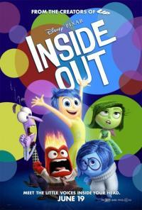 Inside Out / Отвътре навън (2015)
