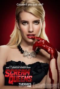 Scream Queens / Кралици на виковете - S01E01