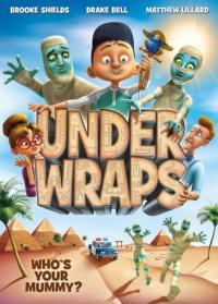 Under Wraps / Амулетът на фараона (2014) (BG Audio)