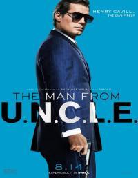The Man from U.N.C.L.E. / Мъжът от U.N.C.L.E. (2015)