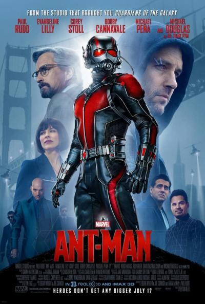 Ant-Man / АНТ-МЕН (2015)