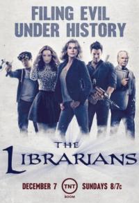 The Librarians / Библиотекарите - S01E10 - Season Finale