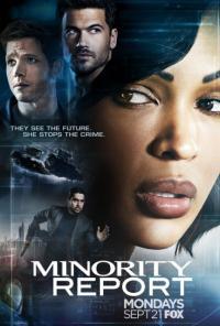 Minority Report / Специален доклад - S01E10