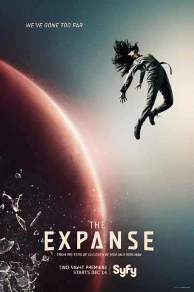 The Expanse / Експанзията - S01E01