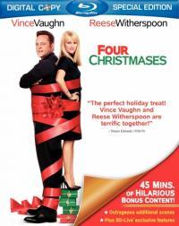 Four Christmases / Четири Коледи (2008) (BG Audio)