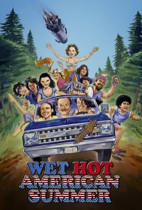 Wet Hot American Summer / Горещо американско лято (2001)