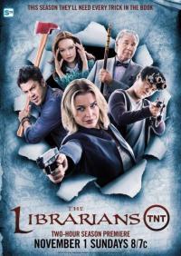The Librarians / Библиотекарите - S02E03