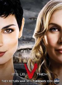 V / Посетителите - S01E12 - Season Finale