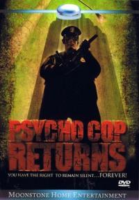 Psycho Cop: Returns / Полицаят Психопат: Завръщане (1993) (BG Audio)