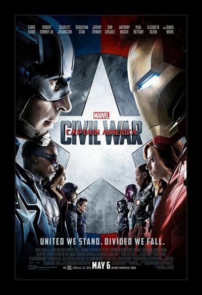 Captain America: Civil War / Първият отмъстител: Войната на героите (2016)