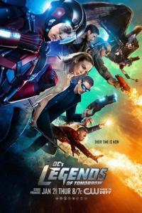 Legends of Tomorrow / Легенди на Утрешния Ден - S01E16 - Season Finale