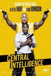Central Intelligence / Агент и 1/2 (2016)