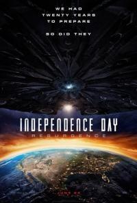 Independence Day: Resurgence / Денят на Независимостта: Нова Заплаха (2016)