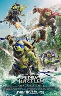 Teenage Mutant Ninja Turtles : Out of the Shadows / Костенурките нинджа : На светло (2016)