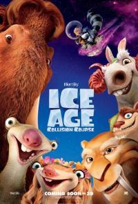 Ice Age : Collision Course / Ледена епоха 6: Големият сблъсък (2016)