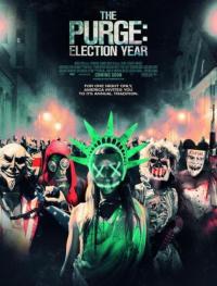 The Purge: Election Year / Чистката 3 (2016)