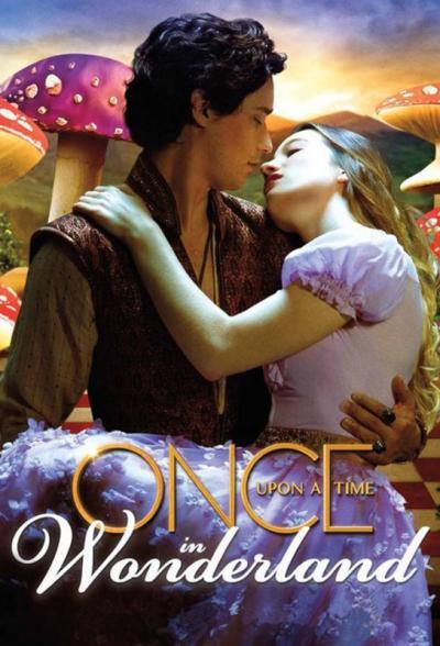 Once Upon a Time in Wonderland / Алиса в Страната на чудесата - S01E06