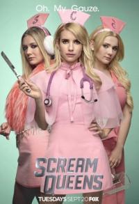 Scream Queens / Кралици на виковете - S02E02