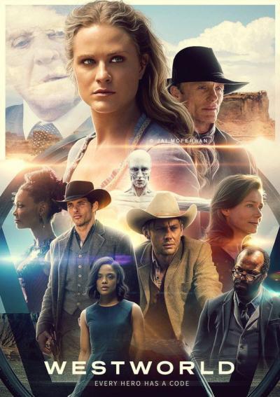 Westworld / Западен свят - S01E01