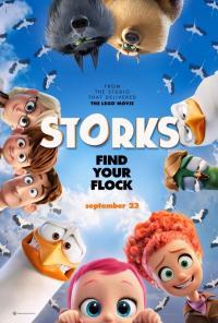 Storks / Щъркели (2016)