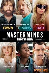 Masterminds / Баш обирджии (2016)