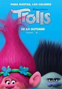 Trolls / Тролчета (2016)