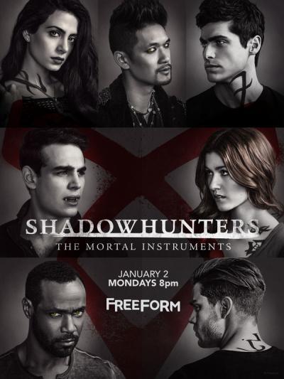 Shadowhunters / Ловци на Сенки - S02E01