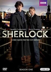 Sherlock / Шерлок - S01E02