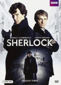 Sherlock / Шерлок - S03E02