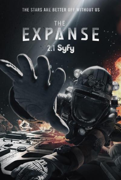 The Expanse / Експанзията - S02E01-E02