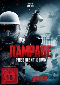 Rampage: President Down / Вилнеене 3: Смърт за президента (2016)