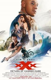 xXx Return of Xander Cage / Трите хикса: Отново в играта (2017)