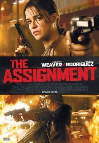 The Assignment / Tomboy, a Revenger's Tale / Мъжкарана – историята на едно отмъщение (2016)