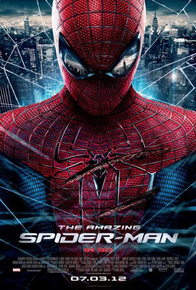 The Amazing Spider-Man / Невероятният Спайдър-Мен (2012)