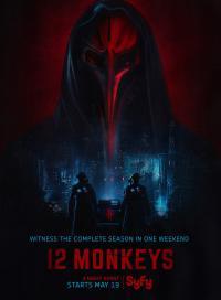 12 Monkeys / 12 Маймуни - S03E01