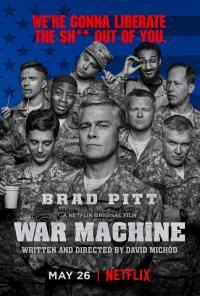 War Machine / Машината на войната (2017)