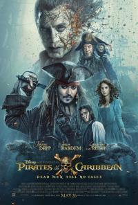 Pirates of the Caribbean: Dead Men Tell No Tales / Карибски пирати: Отмъщението на Салазар (2017)