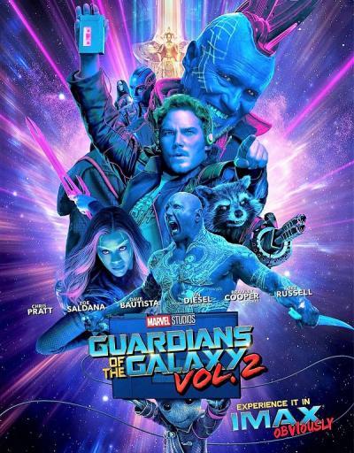 Guardians of the Galaxy Vol.2 / Пазители на Галактиката Част 2 (2017)