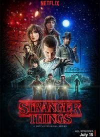 Stranger Things / Странни Неща - S01E01