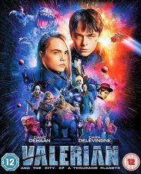 Valerian and the City of a Thousand Planets / Валериан и градът на хилядите планети (2017)