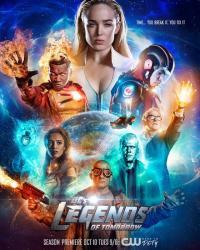 Legends of Tomorrow / Легенди на Утрешния Ден - S03E08
