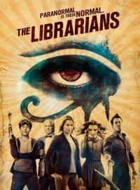 The Librarians / Библиотекарите - S03E01