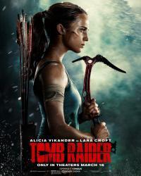 Tomb Raider / Томб Рейдър: Първа мисия (2018)