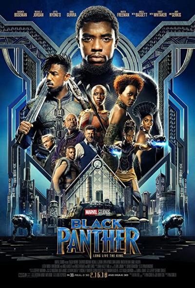 Black Panther / Черната Пантера (2018)