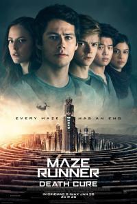 Maze Runner: The Death Cure / Лабиринтът: Последният кандидат (2018)