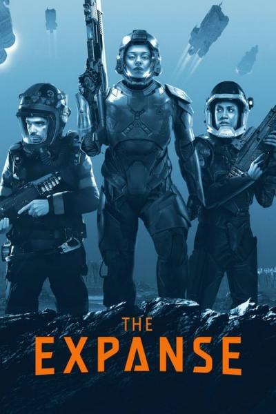 The Expanse / Експанзията - S03E01