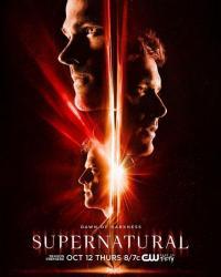 Supernatural s13e19 - Funeralia