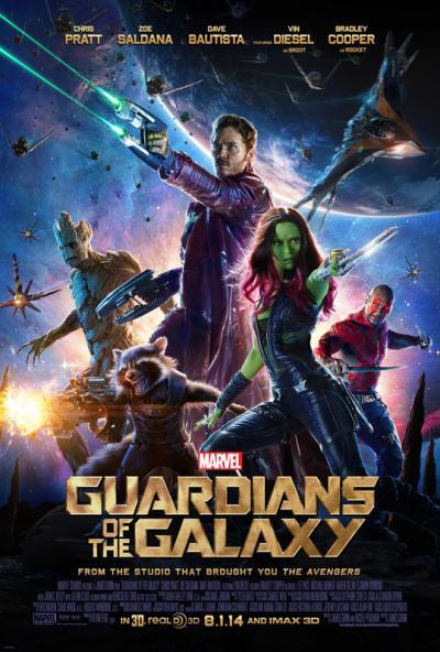 Guardians of the Galaxy / Пазители на Галактиката (2014)