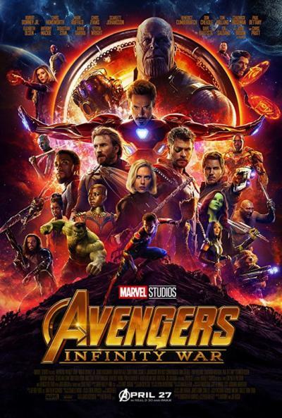 Avengers: Infinity War / Отмъстителите: Война без край (2018)