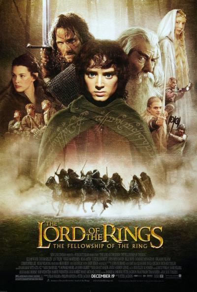 The Lord of the Rings: The Fellowship of the Ring / Властелинът на пръстените: Задругата на пръстена (2001)